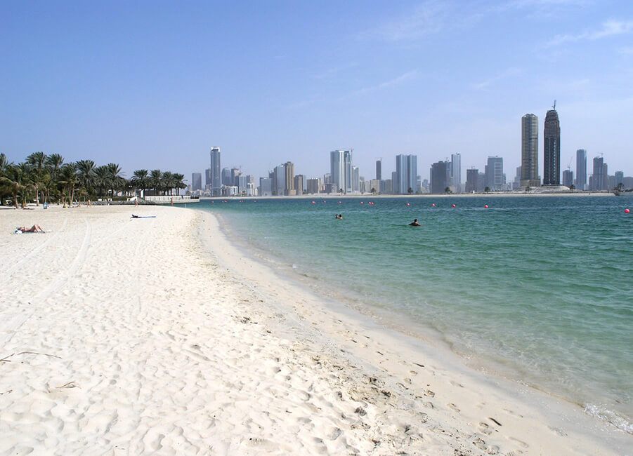 UAE Jumeirah Open Beach